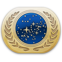 starfleet,pin,attach icon