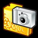 Camera, Digital, Folder icon