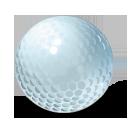 ball, sport, golf ball, golf icon