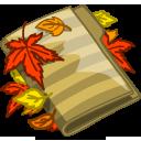 Autumn folder icon