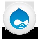 Drupal, icon