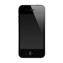 iphone 4s, iphone, apple, 4g icon