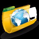 web, planet, globe, internet, world, folder, global, browser, international, earth icon