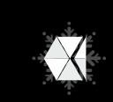 christmas, ball, vsco icon