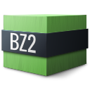 mime, gnome, bzip icon