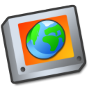 planet, globe, earth, folder, world icon
