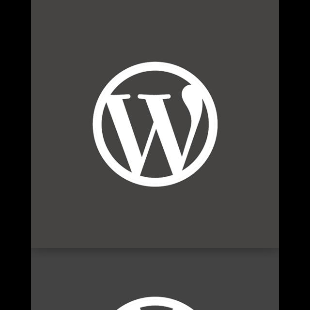 mirror, wordpress, alt icon