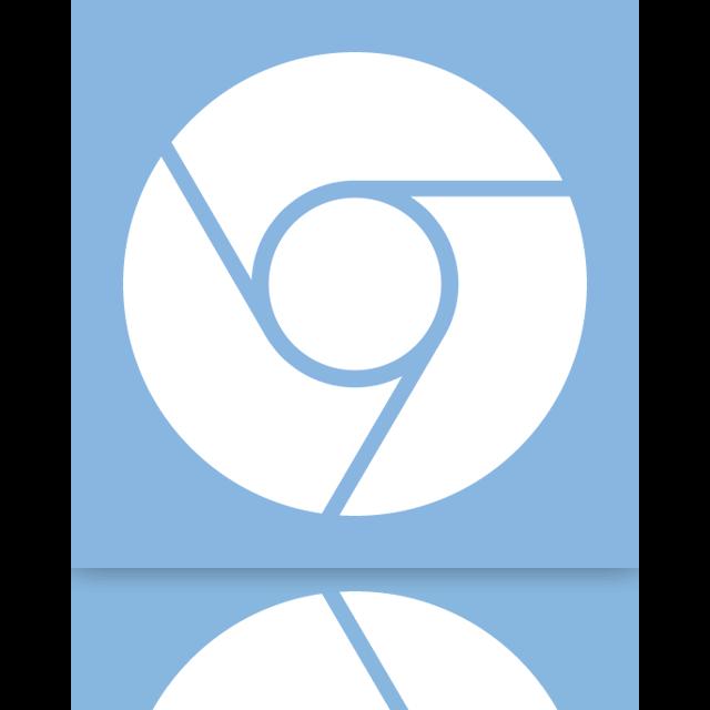 google, mirror, chromium icon