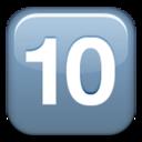 10,ten icon