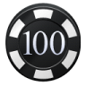 Chip 100 icon
