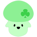 green, club icon