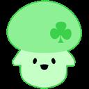 green, club icon