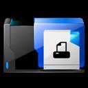 fax, print, and, printer icon