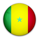 senegal, of, flag icon