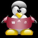 trinidad, animal, penguin, tobago icon