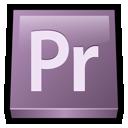 premiere, adobe icon