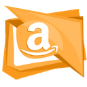 copy, networking, amazon, services, storage icon