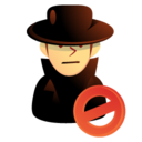 intruder,hacker,thief icon