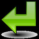 arrow, yes, dialog, correct, right, next, ok, forward icon