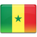 senegal,flag,country icon