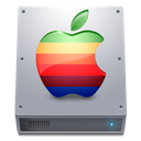 Apple, Hdd icon