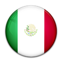 Flag, Mexico, Of icon