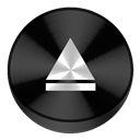 Black, Removeable icon