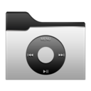 ipod,folder icon