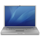 powerbook,blue icon