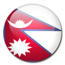 nepal,flag,country icon