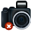 remove, delete, noflash, del, camera, photography icon
