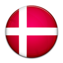 Denmark, Flag, Of icon