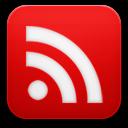 google reader red icon
