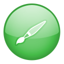 draw, paint, painting icon