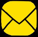 web, social, network, media, social media, communication, email icon
