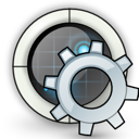 searchtool, gnome, option, configuration, setting, preference, config, gear, configure, radar icon