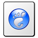 information, about, gnome, info, app icon