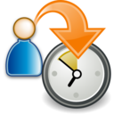 move,participant,waiting icon