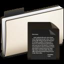 folder, paper, file, document icon