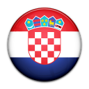croatia, country, flag icon