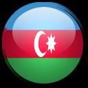 flag, azerbaijan, country icon