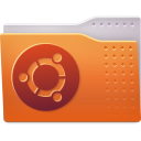 Places folder ubuntu icon
