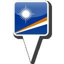 island, marshall icon