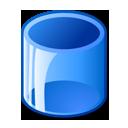 trashcan, blank, empty icon