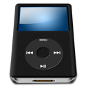 iPod Black alt icon