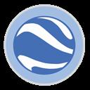 Earth, Google, icon