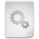 document, configuration, paper, setting, option, config, preference, configure, file icon