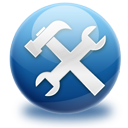 preferences, settings, repair, configuration, options icon