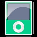3g, Foam, Ipod, Nano, Sea icon