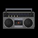 Boombox, Ska icon